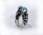 VintageTurquoise Ring image