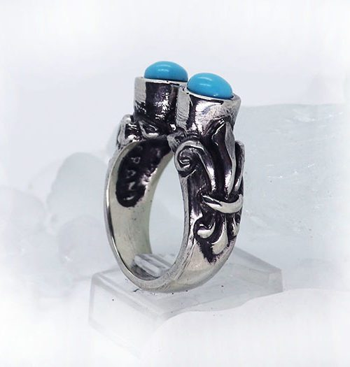 VintageTurquoise Ring image
