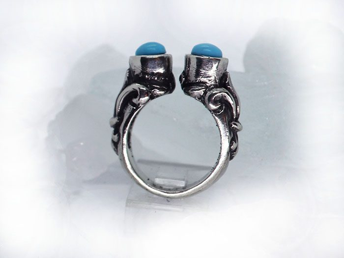 VintageTurquoise Ring 2
