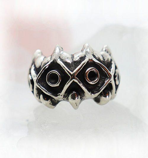 XOXO 3 Owls Ring