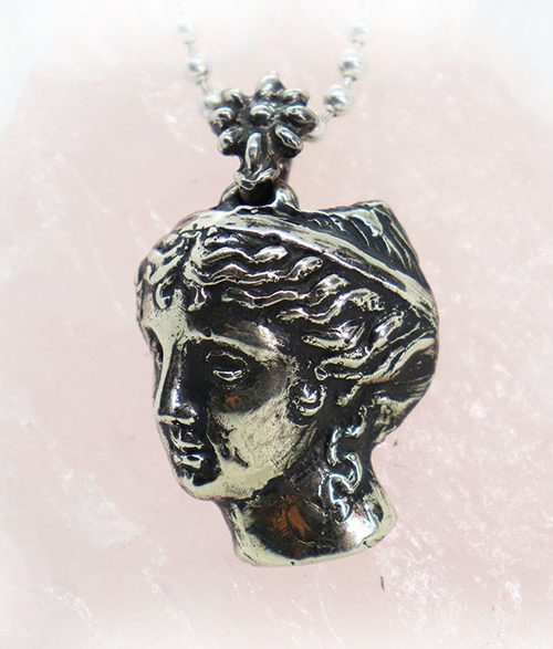 Anahit Sterling Silver Pendant V3