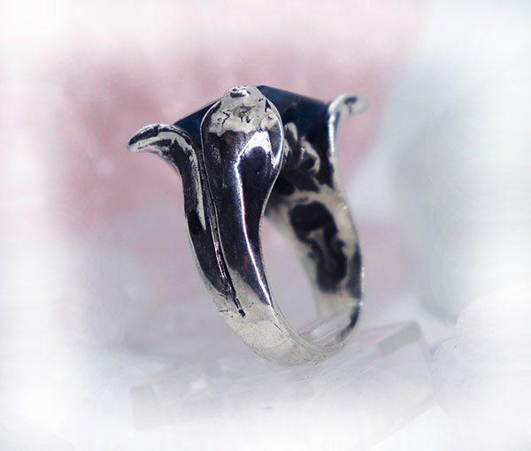 Flower Petals Ring 5