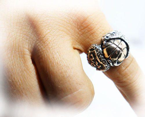 Black Mamba Ring 6