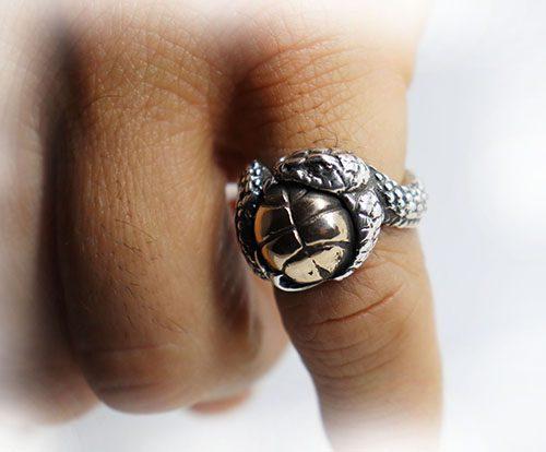 Black Mamba Ring 7
