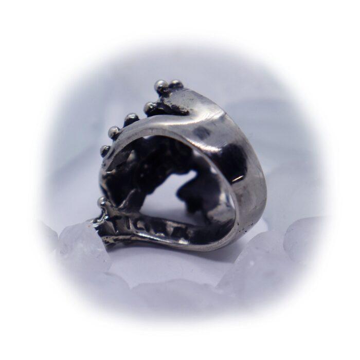 Frog Silver Ring V1 4