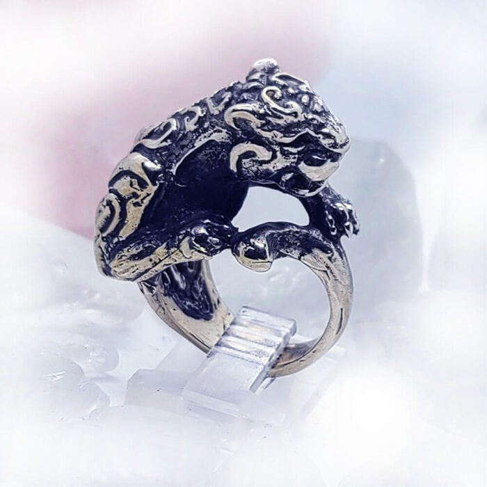 Tribal Jaguar Ring 2