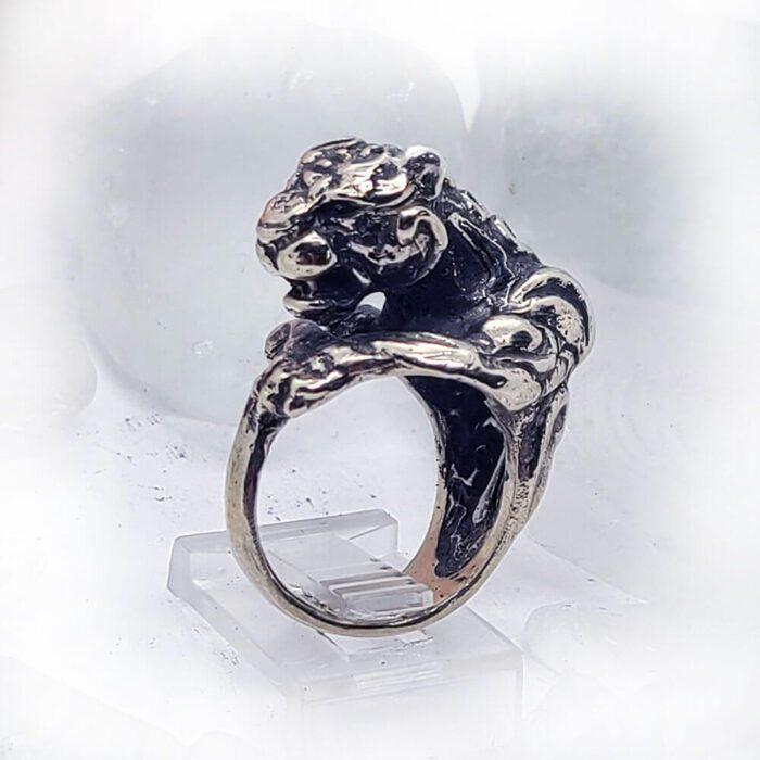 Tribal Jaguar Ring 3