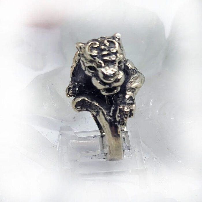Tribal Jaguar Ring 5