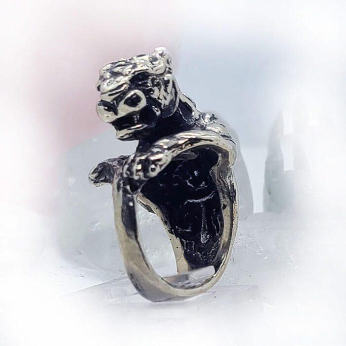 Tribal Jaguar Ring 6
