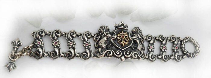 Royal Tigrani kings Lion Bracelet 2
