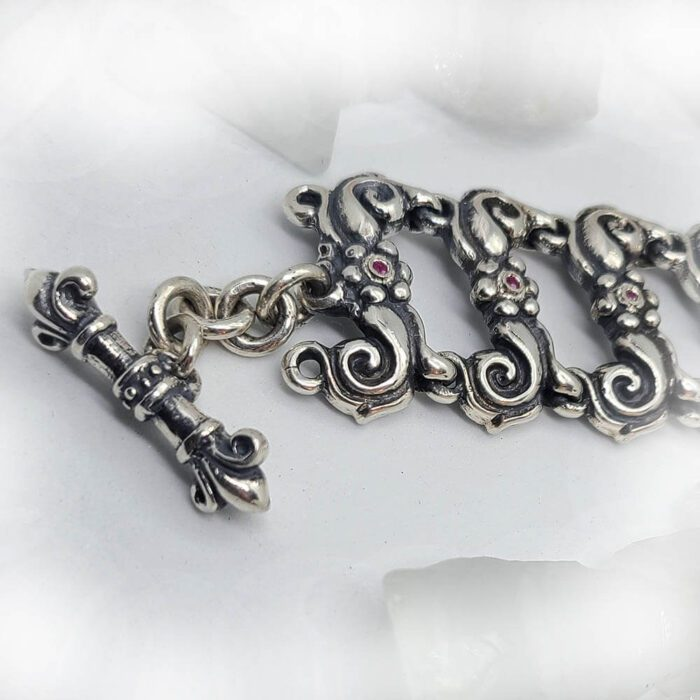 Royal Tigrani kings Lion Bracelet 3