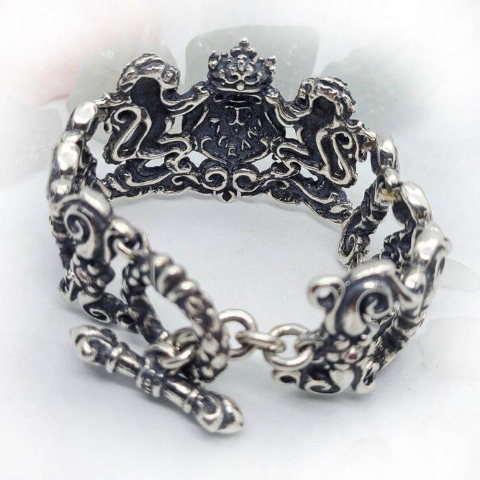 Royal Tigrani kings Lion Bracelet 6